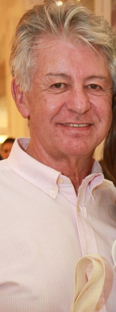 Gilles: considerado um dos maiores maquiadores de todos os tempos da cidade carioca, morreu nesta quarta-feira (17/09) / Foto: Miguel Sá