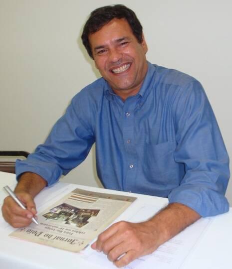 Carlos Thiago Cesário Alvim assume a presidência do Polo Novo Rio Antigo, no lugar de Isnard Manso / Foto: divulgação