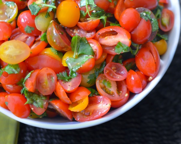 Mexican Bruschetta Salad Recipe (vegan, vegetarian, grain free, gluten free) - Luci's Morsels-8