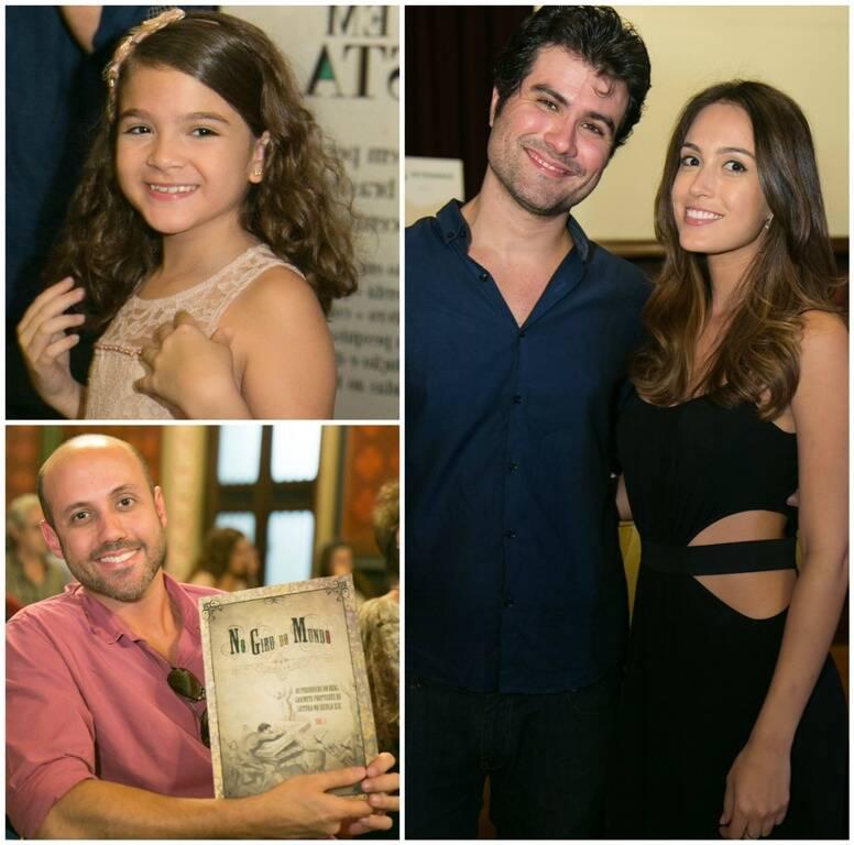 À esquerda, Mel Maia; embaixo, Nando Lopes; e, ao lado, Thiago Valente e a namorada Rebeca Sampaio/ Fotos: Miguel Sá