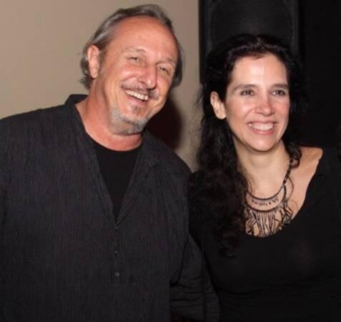 O casal de músicos Ricardo Medeiros e Cristina Braga são sócios em novo negócio no Vale do Café / Foto: divulgação