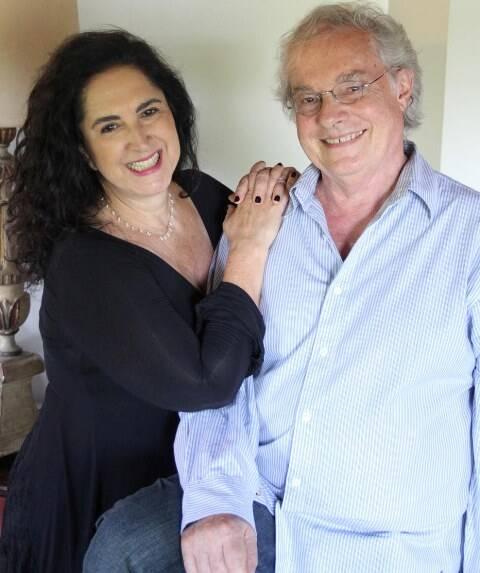Olívia e Francis já planejam novo show, com repertório baseado em Vinicius de Moraes / Foto: divulgação
