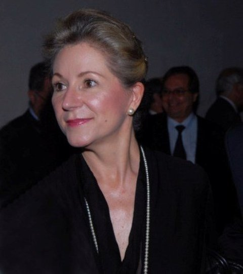 A ministra Ellen Gracie: em clima de Natal tradicional / Foto: Paulo Jabur
