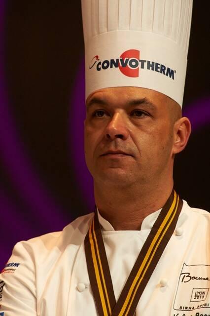 Jérôme Bocuse: entre suas inúmeras ocupações do chef está o comando do Pavilhão Francês do Epcot Center, na Disney / Foto: divulgação