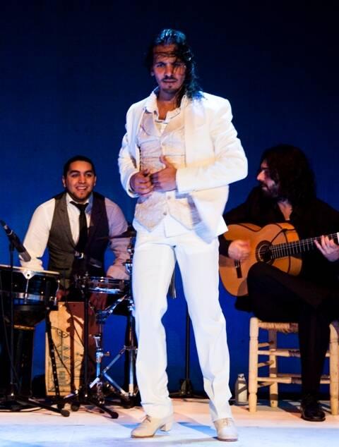 O dançarino Farruquito, aos 32 anos, é considerado um dos melhores no estilo flamenco puro / Foto: divulgação