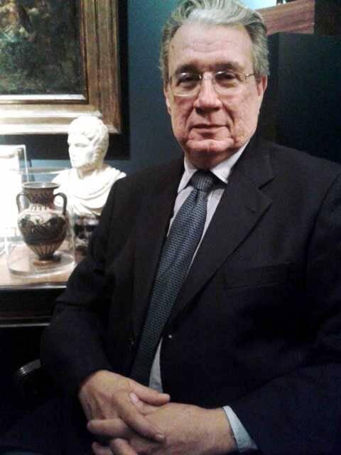Fernando Cacciatore serviu, como diplomata, nas Embaixadas do Brasil em Londres, Bangcok, Bonn, Nova Délhi, Caracas e Berlim / Foto: divulgação