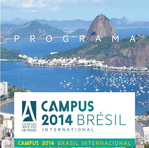 Campus Brasil 2014: advogados, empresários e políticos franco-brasileiros reunidos no Copa, de domingo a terça-feira / Foto: divulgação