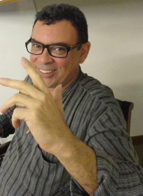 Auterives Maciel: o filósofo que dá aulas na Casa do Saber, no Rio, mestre em Filosofia, doutor em Teoria Psicanalítica, voltou a toda