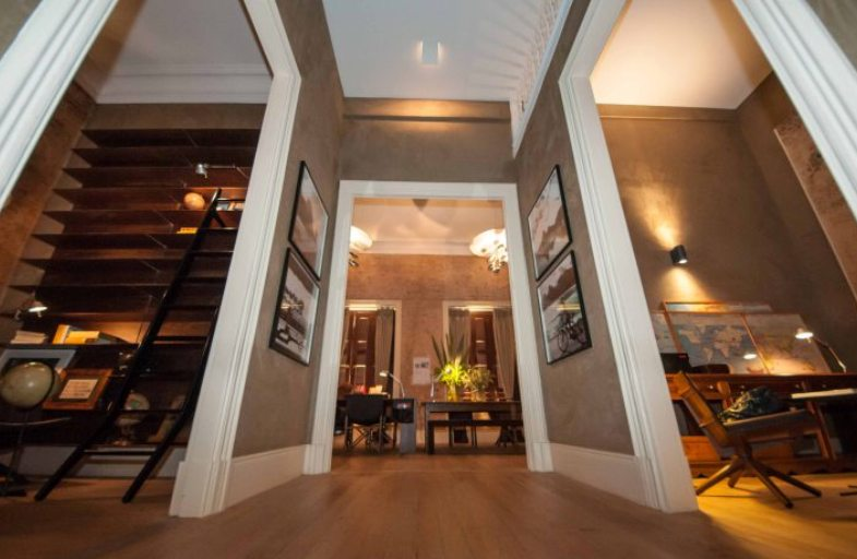 casa cor 2012 corredor
