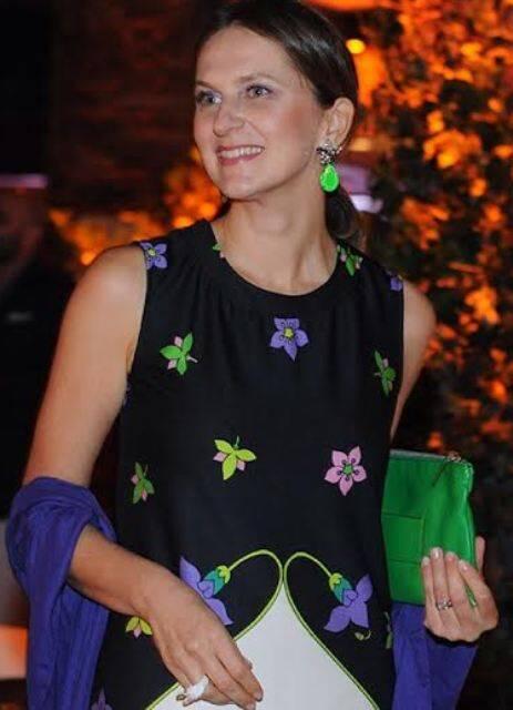 Cris Pinheiro Guimarães: a consultora de moda vai falar sobre harmonia de cores e os melhores tons para cada tipo de pele, no Espírito Santo