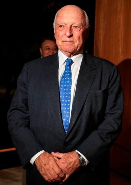 Jorge Gerdau: o presidente do Conselho de Administração da Gerdau (uma das maiores siderúrgicas do Brasil), foi eleito pelos jovens empreendedores do Lide Futuro como o mais admirado de 2014 / Foto: arquivo Site Lu Lacerda