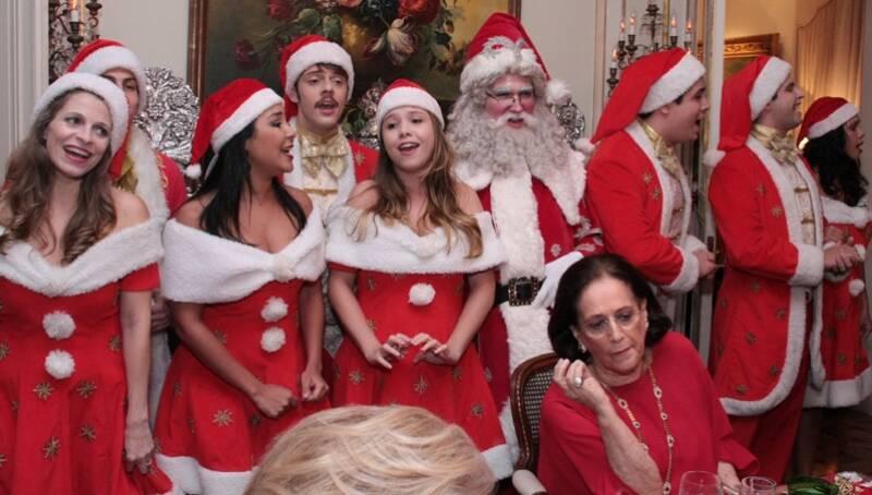 Alto de Natal - Tearo musical