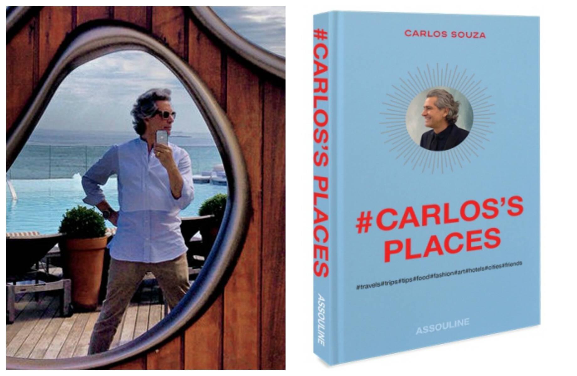 O livro de Cacá de Souza surgiu de um convite da editora Martine Assouline, depois de conhecer sua conta no Instagram / Fotos: divulgação