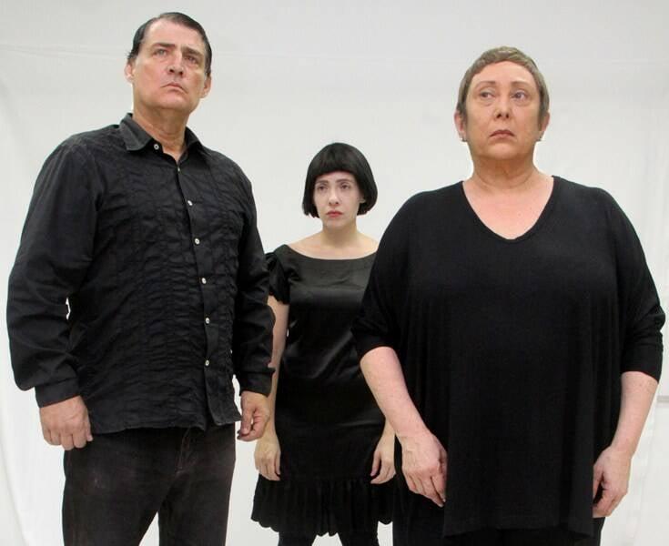 Gertrude, Picasso e Alice - Foto Daniel Delmiro bx