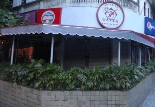 Braseiro: muitos cariocas estão praticamente de luto com o fechamento do Braseiro, pela Vigilância Sanitária, depois de denúncias / Foto: Lu Lacerda