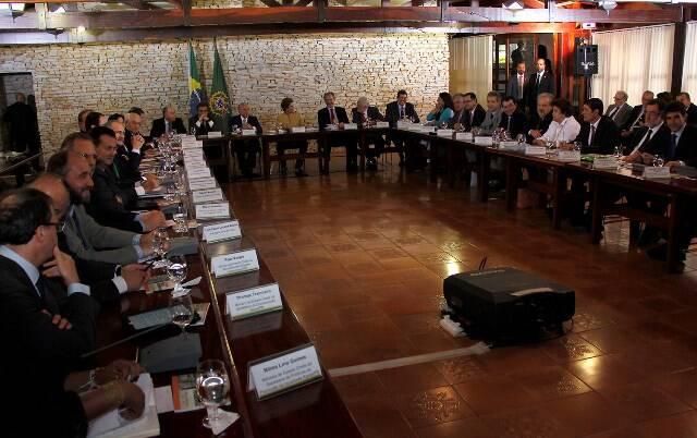 Dilma Rousseff: quantos desses ministros foram escolhidos por mérito? O que mudaria na vida do país se assim fosse? / Foto: IG
