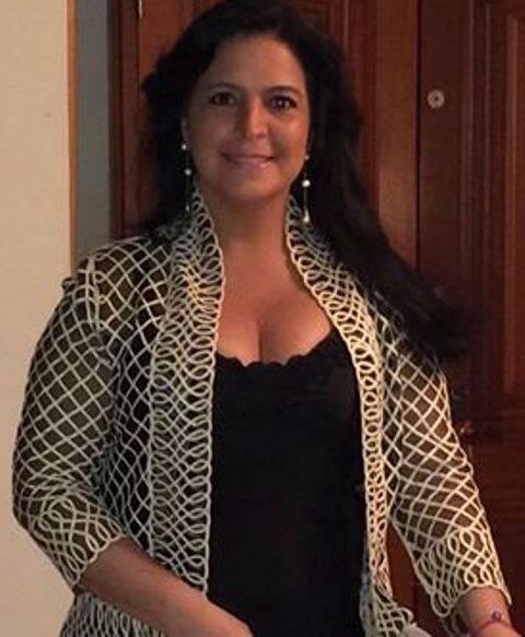 Adriana Ernanny Monneró, a Dri: personagem das mais queridas e alegres do Rio, morreu nesta sexta-feira (16/01)