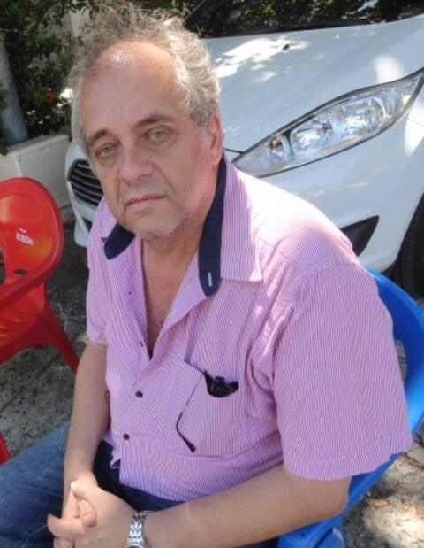 Kadu Niemeyer: o fotógrafo, neto de Oscar Niemeyer, que virou taxista - até chorou antes de escolher a profissão / Foto: Lu Lacerda