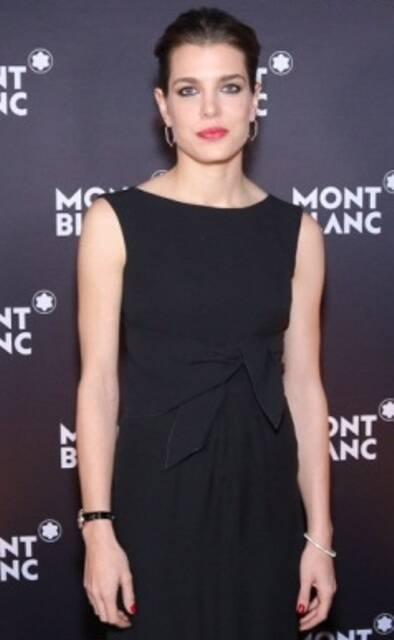 A linda Charlotte Casiraghi aceitou ser a nova embaixadora global da Montblanc / Foto: divulgação