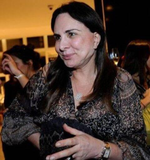 Pirilena Lacerda: a estilista está instalada no Copacabana Palace desde este fim de semana. Na bagagem vinda de São Paulo, 120 modelos / Foto: Luciana Prézia