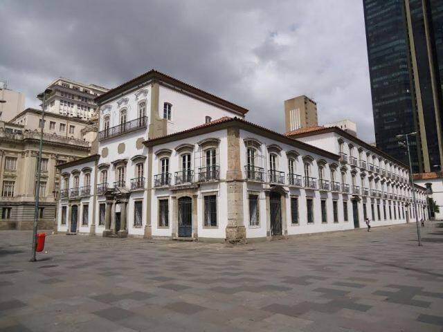 O Paço Imperial está em um dos roteiros que será apresentado ao carioca, por professores de história da Universidade Estácio de Sá / Foto: divulgação
