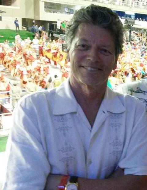 """Fernando Bicudo foi um dos jurados do quesito enredo do desfile do grupo especial das escolas de samba do Rio: """"Foi tão prazeroso que nem senti cansaço"""" / Foto: divulgação"""