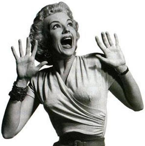 Medo de barata voadora: terror comum à maioria das mulheres/ Foto: reprodução da internet
