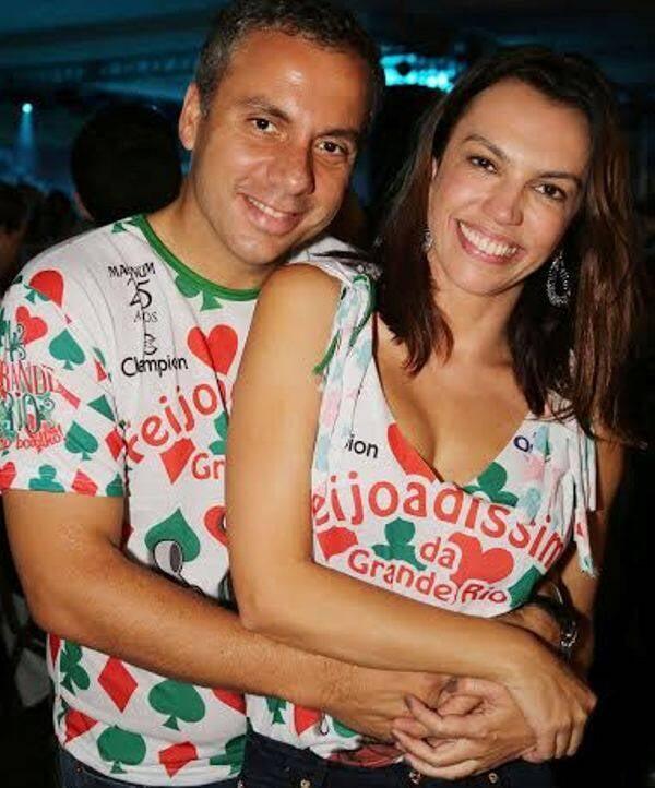 Alex e Ana Paula