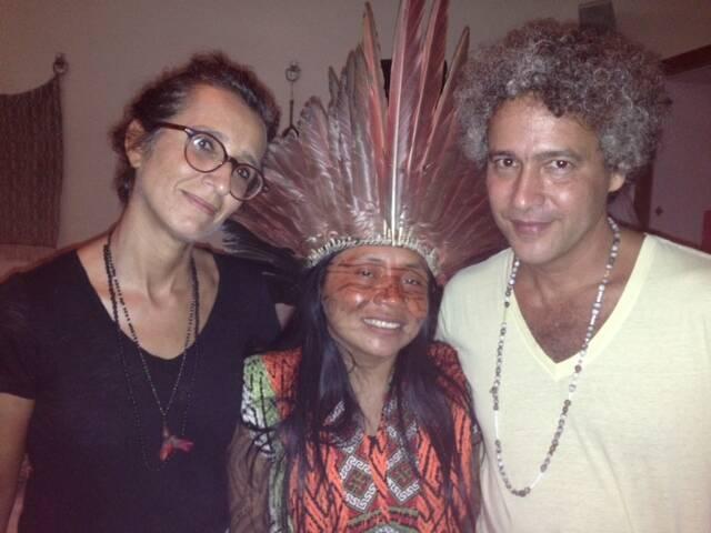 Anna, Ayani e Ernesto