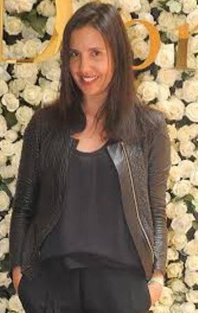 Delphine Di Menza: diretora geral da Dior no Brasil está à frente de almoço nesta terça-feira / Foto: divulgação