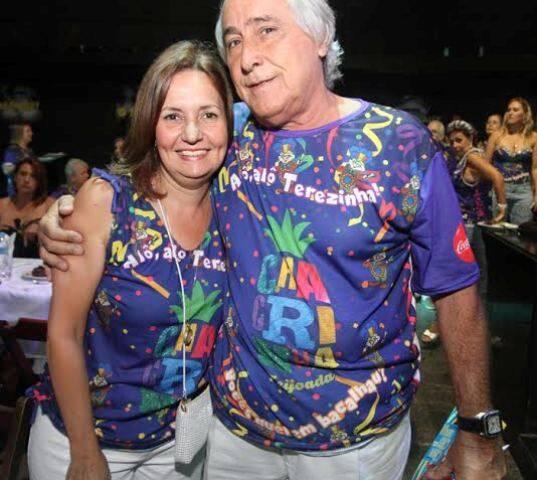 Marta Rocha e Leleco