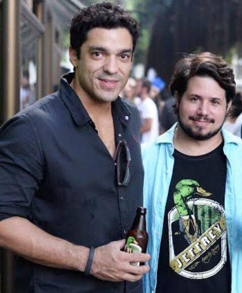 Thiago Castanho e Gilson Val