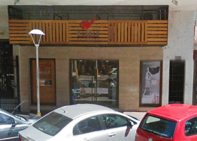 O salão está localizado num dos melhores pontos do bairro de Ipanema / Foto: Google Maps