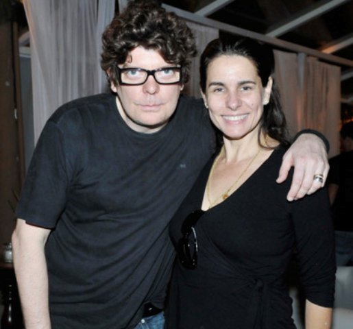 Branco Mello e Angela Figueiredo só foram se casar oficialmente em 2009, mas estão juntos há mais de 20 anos/ Foto: divulgação