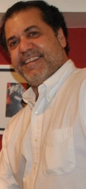 O empresário Catito Peres, que sempre aparece sorridente em fotos, está desanimado com o país / Foto: Cristina Granato
