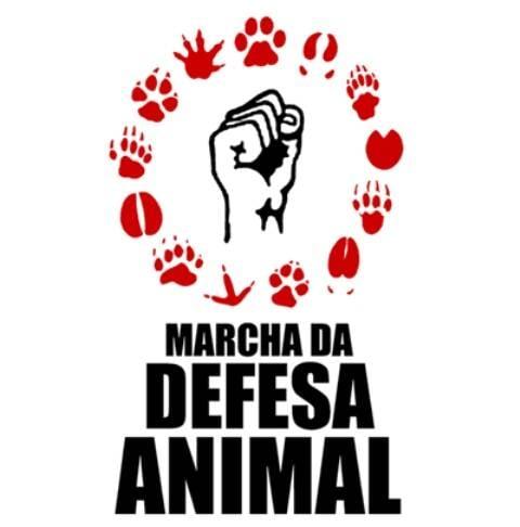 Marcha da Defesa Animal: simpatizantes se preparam para ir às ruas dia 26 de abril/ Foto: reprodução da internet