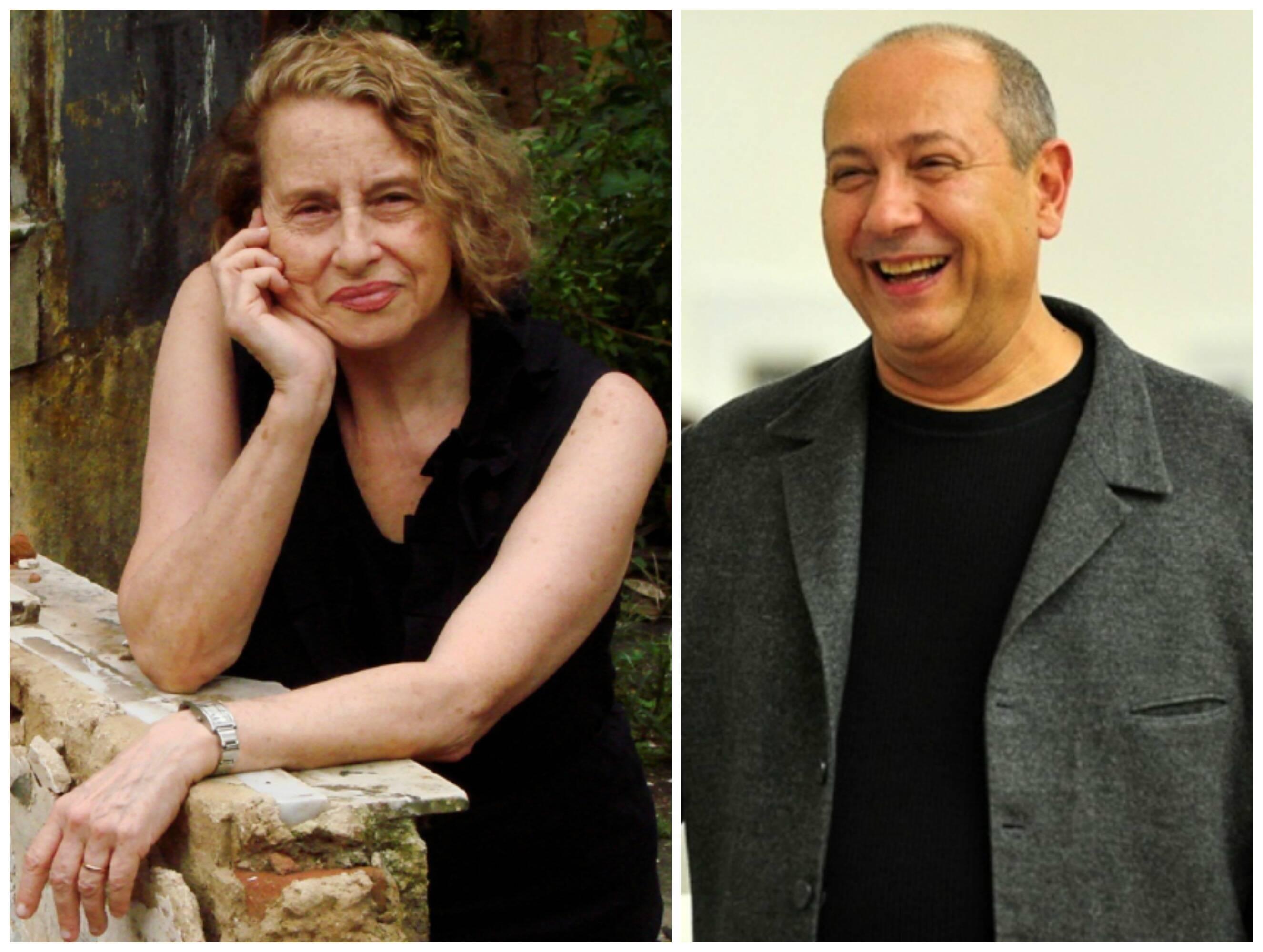 Anna Bella Geiger e Fernando Cochiaralle reeditam parceria nas artes/ Foto: divulgação