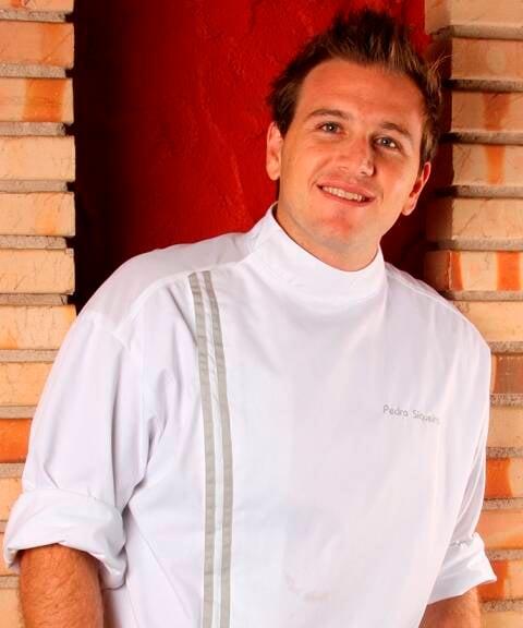 O chef Pedro Siqueira: novo restaurante no Jardim Botãnico, com pegada sustentável/ Foto: João Schubert
