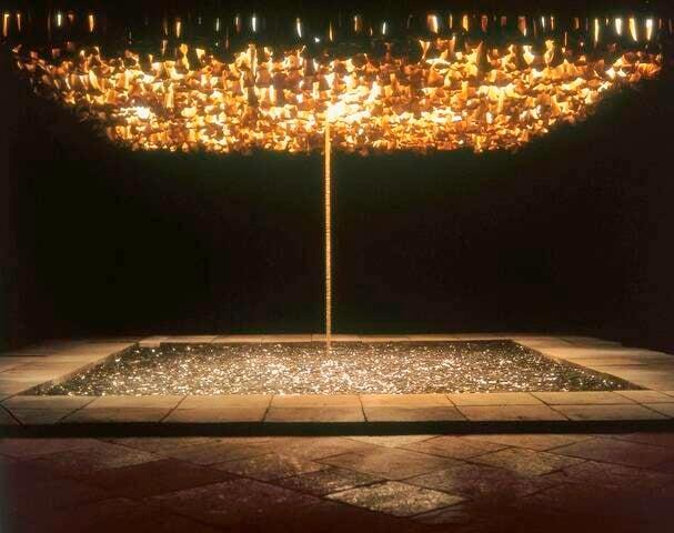 A instalação de Cildo Meireles vai contar com uma sala só para ela na exposição que abre sexta, na Casa Daros/ Foto: divulgação