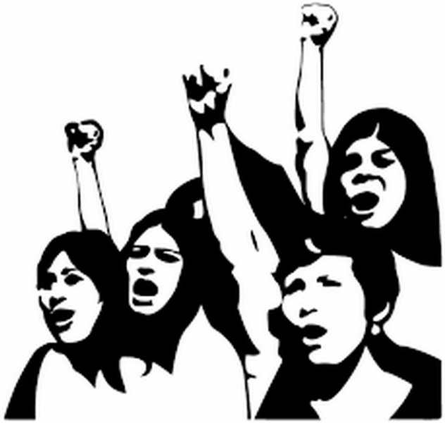 mulheres no poder