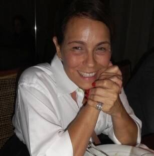 Patricia Viera: a estilista carioca virou professora da Faculdade de Belas Artes de São Paulo / Foto: arquivo Site Lu Lacerda