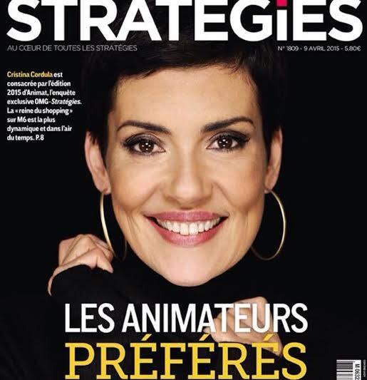 """Cristina Córduba:  a bela morena carioca foi eleita uma das apresentadoras preferidas pelos franceses. Seu programa """"La Reine du Shopping """" é um sucesso do canal  M6"""