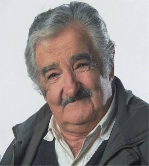 No livro de Marcos André Lessa estão as várias facetas de Mujica, como guerrilheiro, prisioneiro e homem que adora cuidar de flores/ Foto: reprodução da internet