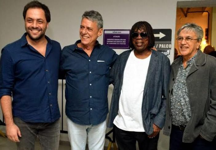 Zambujo, Chico, Miltos e Caetano