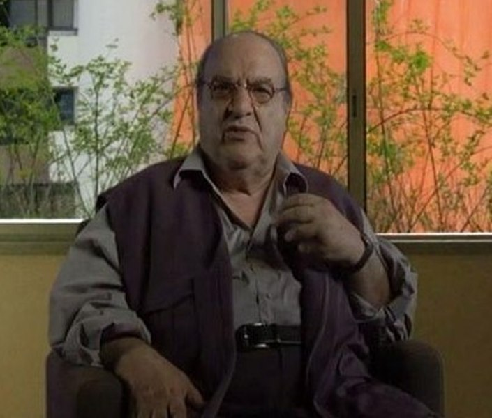 O ator e diretor Antônio Abujamra