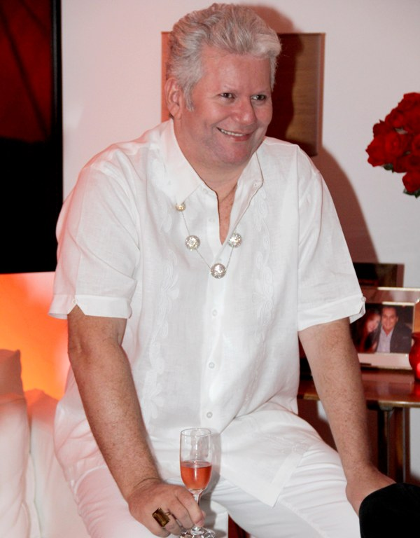 Alex Deneriaz: o colunista amazonense, de 52 anos, morreu nesta terça-feira (21/04), no Hospital Sírio Libanês, em São Paulo / Foto: Antonio Kampffe