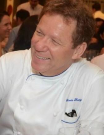Claude Troisgrosem seu restaurante Olympe: até os chefs devem ficar chocados com confirmações que não aparecem