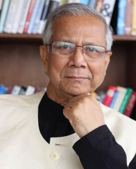 Yunus vai falar sobre como o poder de sonhar e o ganho de consciência coletiva/ Foto: reprodução da internet