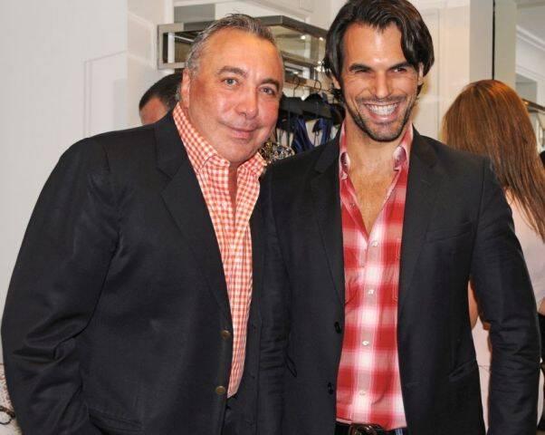 Sig Bergamin e Murilo Lomas: o casal dá jantar em homenagem ao amigo Domenico Dolce, da Dolce & Gabbana, que está no Brasil / Foto: arquivo Site Lu Lacerda