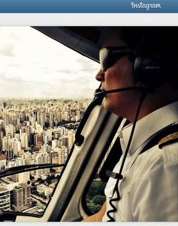 Thomaz Alckmin: filho do governador de São Paulo, Geraldo Alckmin (PSDB), que morreu na tarde desta quinta-feira (02/04), deixa duas crianças / Foto: reprodução Instagram